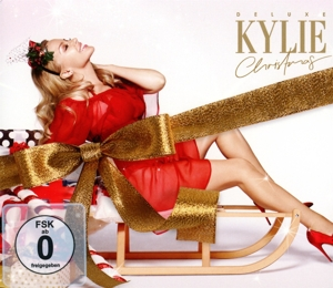 MINOGUE, KYLIE-KYLIE CHRISTMAS -CD+DVD-