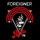 FOREIGNER-LIVE AT THE RAINBOW '78