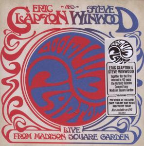 CLAPTON, ERIC & S.WINWOOD-LIVE FROM MADISON..