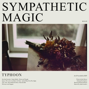 TYPHOON-SYMPATHETIC MAGIC / MOON PHASE VINYL -COLOURED-