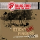 ROLLING STONES-STICKY FINGERS THE FONDA THEATRE 2015 -DVD+CD-
