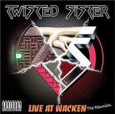 TWISTED SISTER-STILL HUNGRY AT WACKEN OP