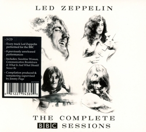 LED ZEPPELIN-COMPLETE BBC SESSIONS -DIGI-