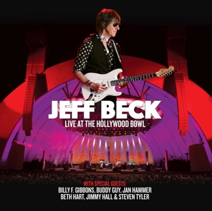 BECK, JEFF-LIVE AT THE BOWL -DVD+CD-