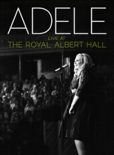 ADELE-LIVE AT THE ROYAL ALBERTALBERT HALL - BLURAY + CD