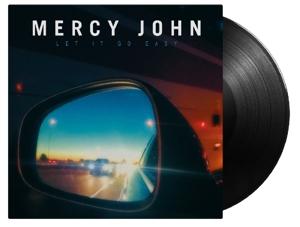 MERCY JOHN-LET IT GO EASY -COLOURED-