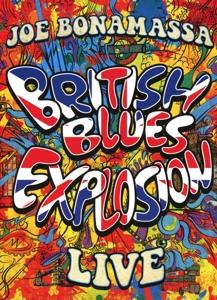 BONAMASSA, JOE-BRITISH BLUES EXPLOSION LIVE