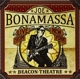 BONAMASSA, JOE-BEACON THEATRE:LIVE FROMFROM NEW YORK / 1 BONUS