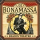 BONAMASSA, JOE-BEACON THEATRE: LIVE FROM NEW YORK