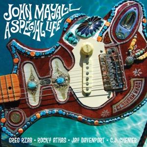 MAYALL, JOHN-A SPECIAL LIFE