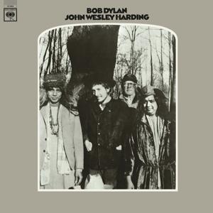 DYLAN, BOB-JOHN WESLEY HARDING (2010 VERSION) -MONO-