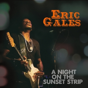 GALES, ERIC-A NIGHT ON THE STRIP -CD+DVD-