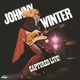 WINTER, JOHNNY-CAPTURED LIVE!-HQ/INSERT-