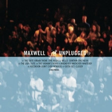 MAXWELL-MTV UNPLUGGED