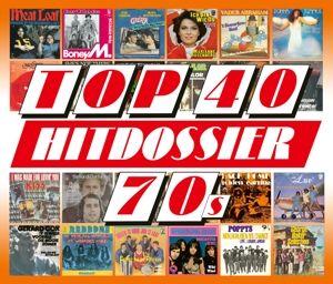 VARIOUS-TOP 40 HITDOSSIER - 70S