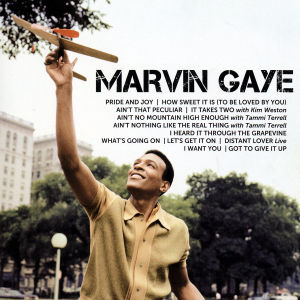 GAYE, MARVIN-ICON