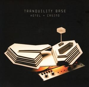 ARCTIC MONKEYS-TRANQUILITY BASE HOTEL..