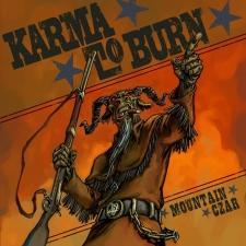 KARMA TO BURN-MOUNTAIN CZAR -EP-