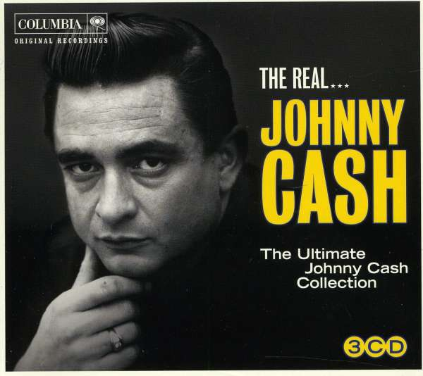 CASH, JOHNNY-REAL... JOHNNY CASH