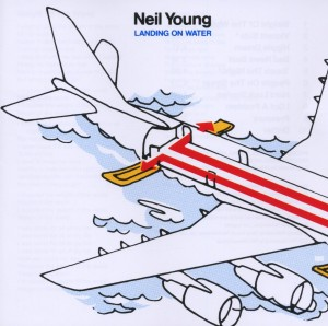 YOUNG, NEIL-LANDING ON WATER