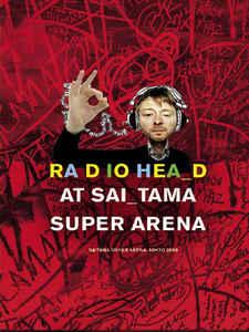 RADIOHEAD-AT SAITAMA SUPER ARENA