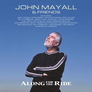 MAYALL, JOHN-ALONG FOR THE RIDE -LTD-