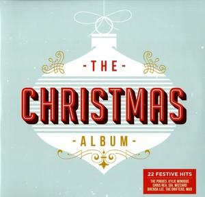 VARIOUS-CHRISTMAS ALBUM-GATEFOLD-