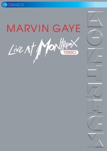GAYE, MARVIN-LIVE IN MONTREUX 1980