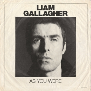 GALLAGHER, LIAM-AS YOU WERE