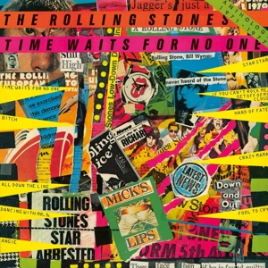 ROLLING STONES-TIME WAITS FOR.. -SPEC-