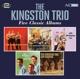 KINGSTON TRIO-FIVE CLASSIC ALBUMS -BOX SET-