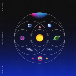 COLDPLAY-MUSIC OF THE SPHERES -COLORED-