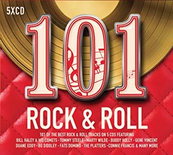VARIOUS-101 ROCK & ROLL