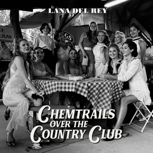 DEL REY, LANA-CHEMTRAILS OVER THE COUNTRY CLUB / YELLOW VINYL -
