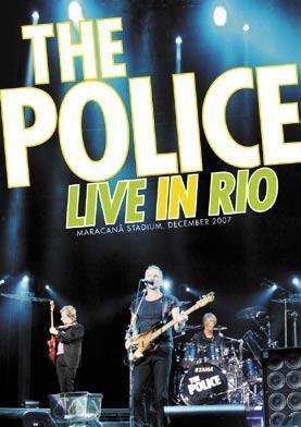 POLICE-LIVE IN RIO
