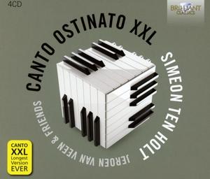 HOLT, S. TEN-CANTO OSTINATO XXL