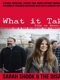 SHOOK, SARA & THE DISARMERS-WHAT IT TAKES; FI...