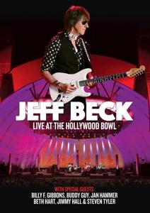 BECK, JEFF-LIVE AT THE HOLLYWOOD BOWBOWL