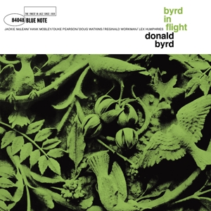 BYRD, DONALD-BYRD IN FLIGHT -HQ-