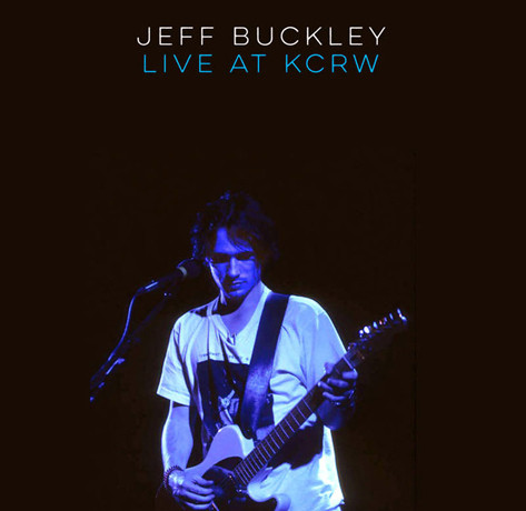 BUCKLEY, JEFF-LIVE ON KCRW.. -BLACK FR-