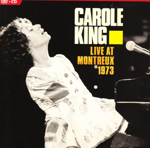 KING, CAROLE-LIVE AT MONTREUX 1973 -DVD+CD-