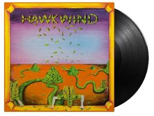 HAWKWIND-HAWKWIND -HQ/GATEFOLD-
