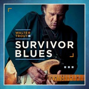 TROUT, WALTER-SURVIVOR BLUES -COLOURED-