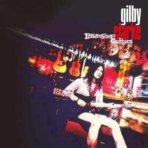 CLARKE, GILBY-PAWNSHOP GUITARS -CLRD-