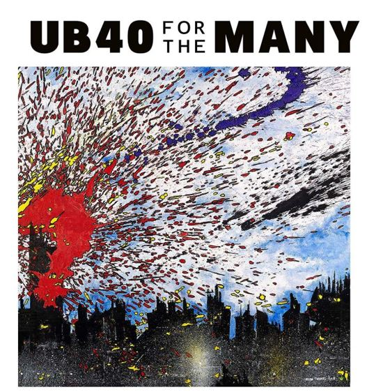 UB 40-FOR THE MANY