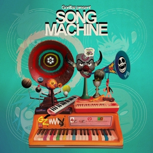 GORILLAZ-SONG MACHINE, SEASON 1