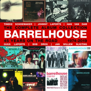 BARRELHOUSE-45 YEARS ON.. -BOX SET-