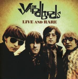 YARDBIRDS-LIVE & RARE -CD+DVD-
