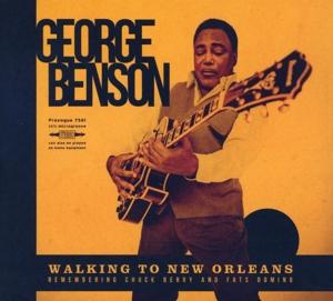BENSON, GEORGE-WALKING TO NEW.. -DIGI-