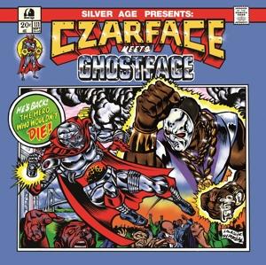 CZARFACE-CZARFACE MEETS GHOSTFACE